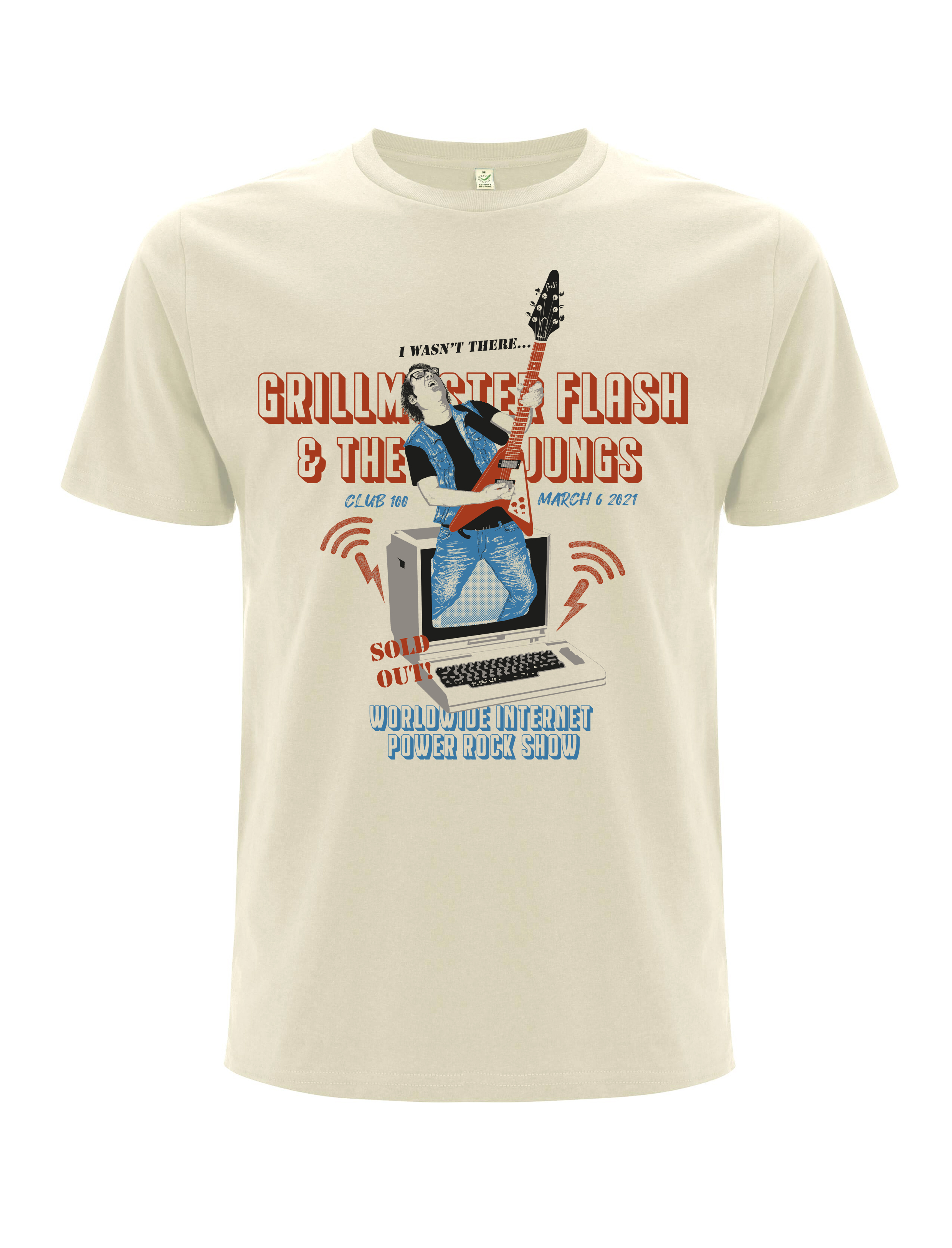 Grillmaster Flash - I wasn't there - Shirt