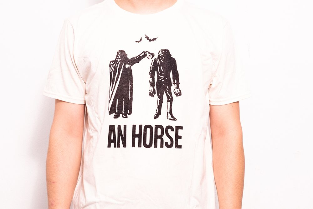 An Horse - Monsters - Shirt unisex