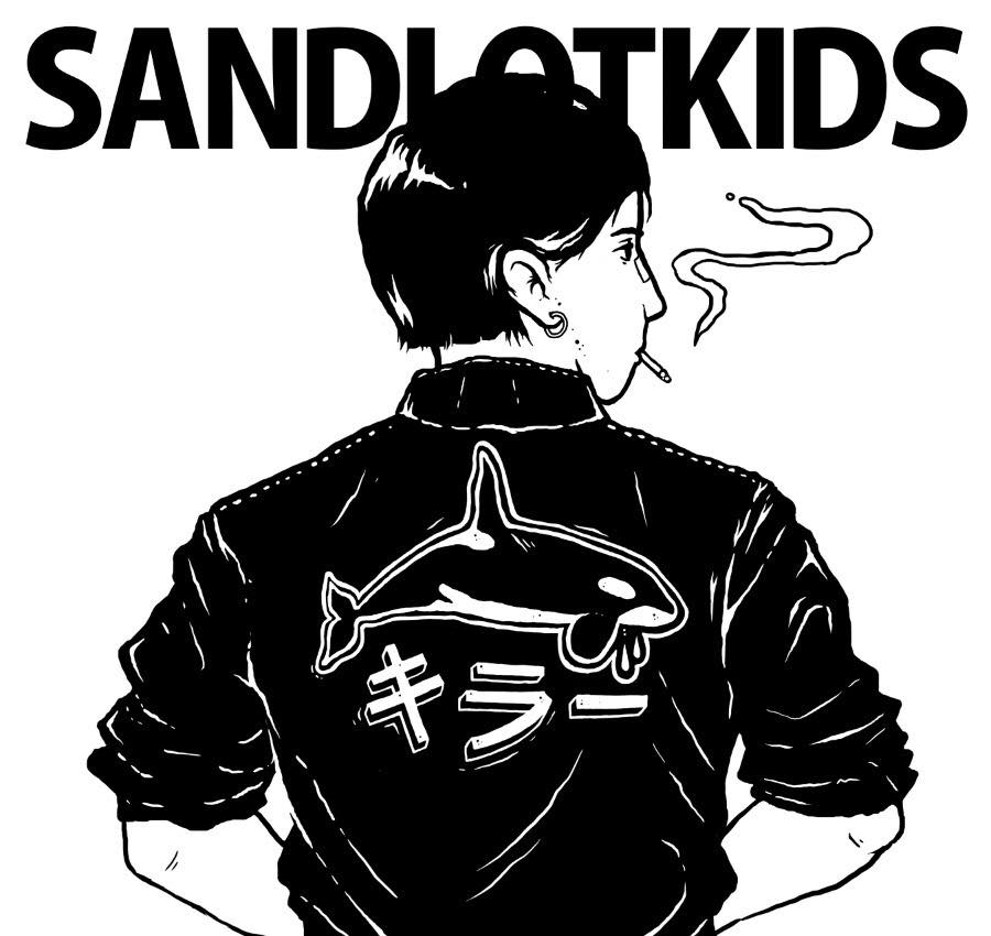 Sandlotkids - Distractovision/The Kids From Memory Lane