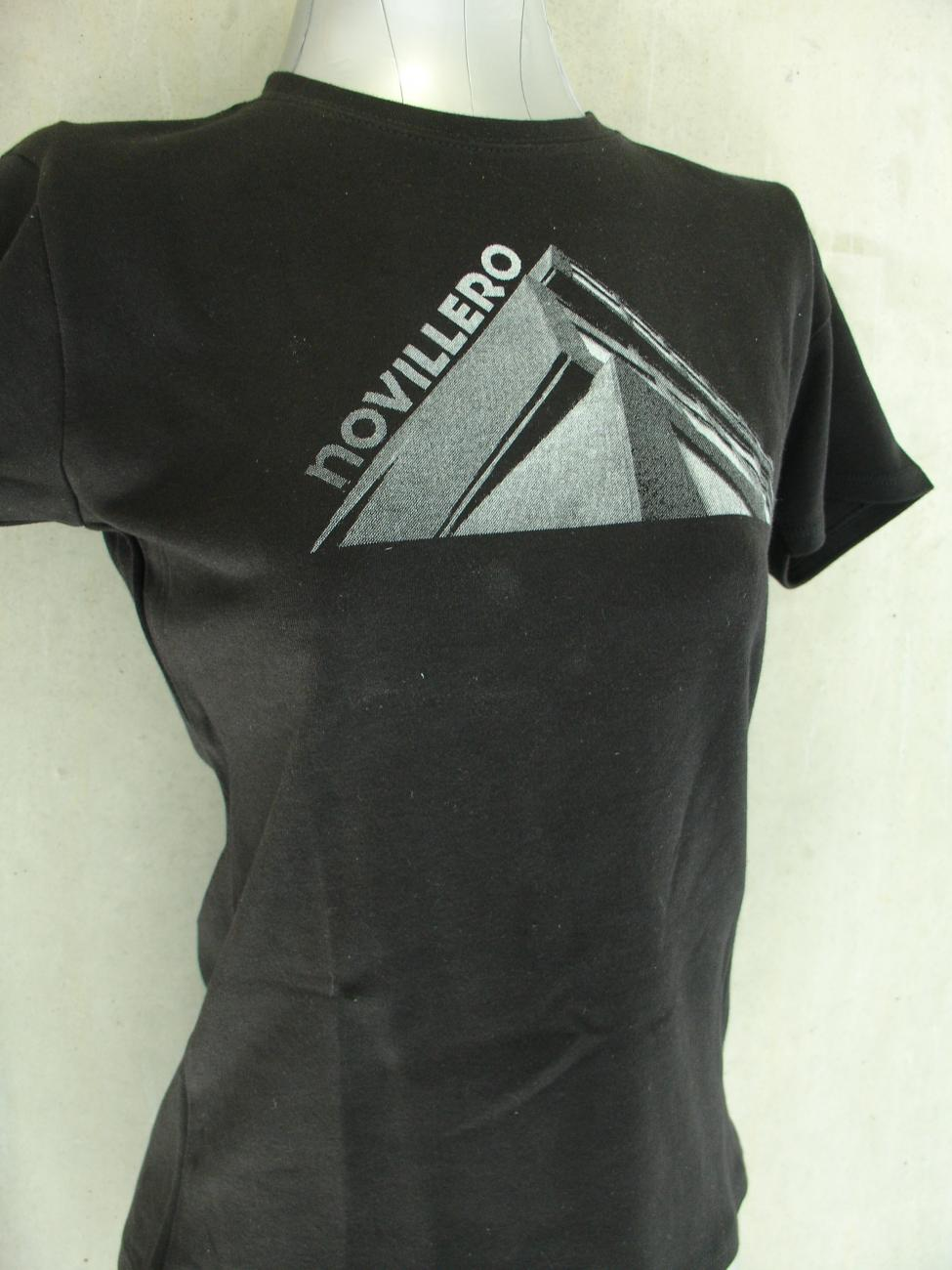 Novillero - Shirt Girl - Logo