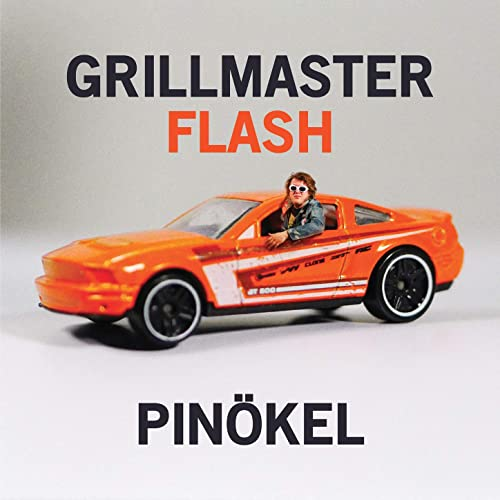 Grillmaster Flash - Pinökel 7''