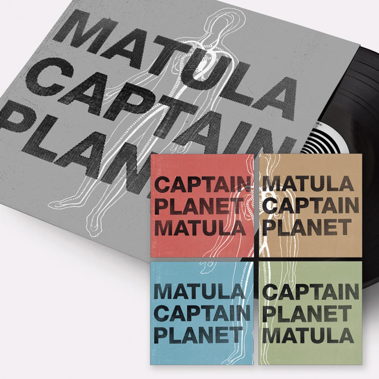 Matula / Captain Planet - Split