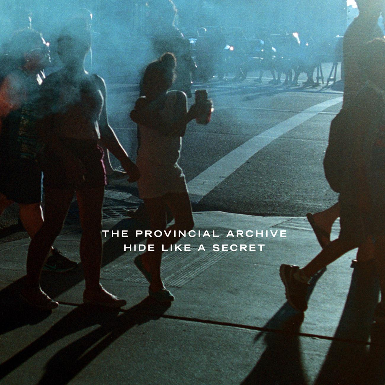 The Provincial Archive - It's all shaken wonder
