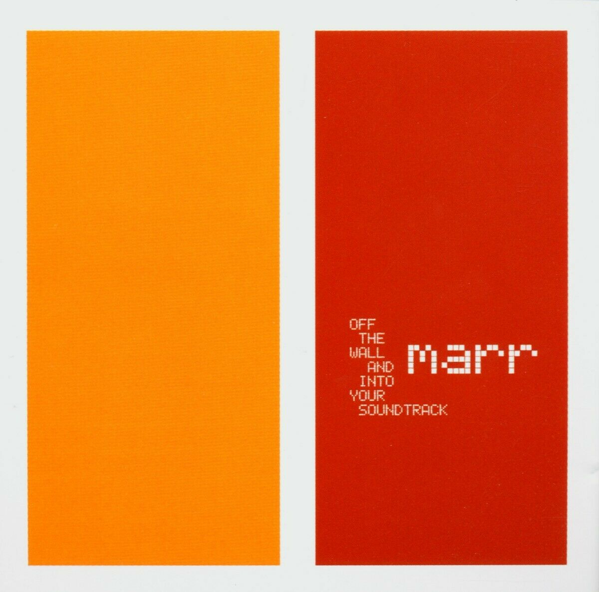 Marr - Off The Wall And Into Your Soundtrack