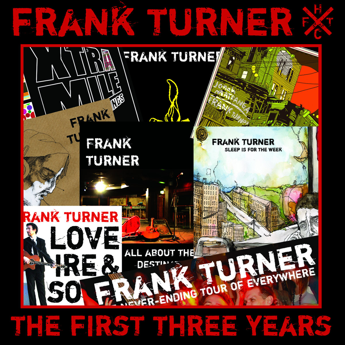 Frank Turner - The First 3 Years