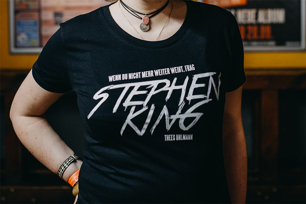 Thees Uhlmann - Stephen King - Shirt