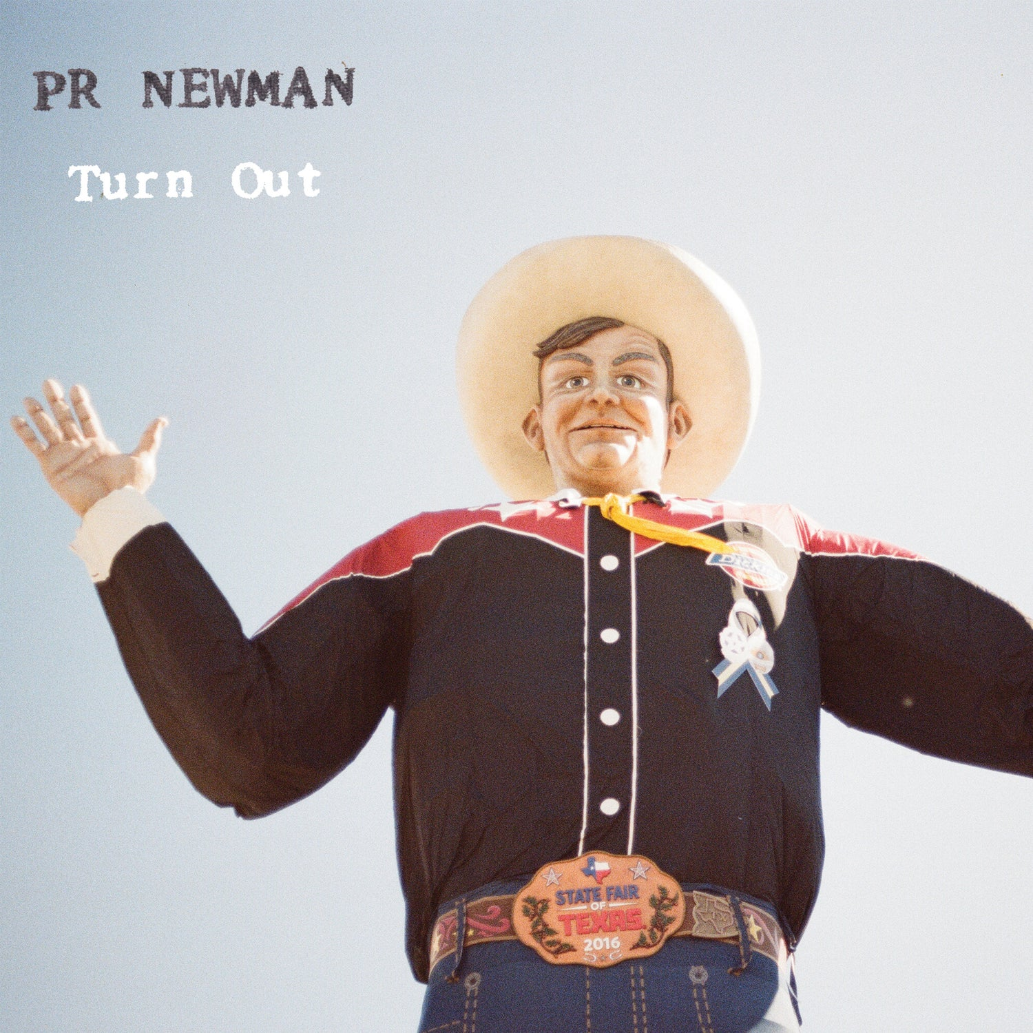 PR Newman ‎– Turn Out