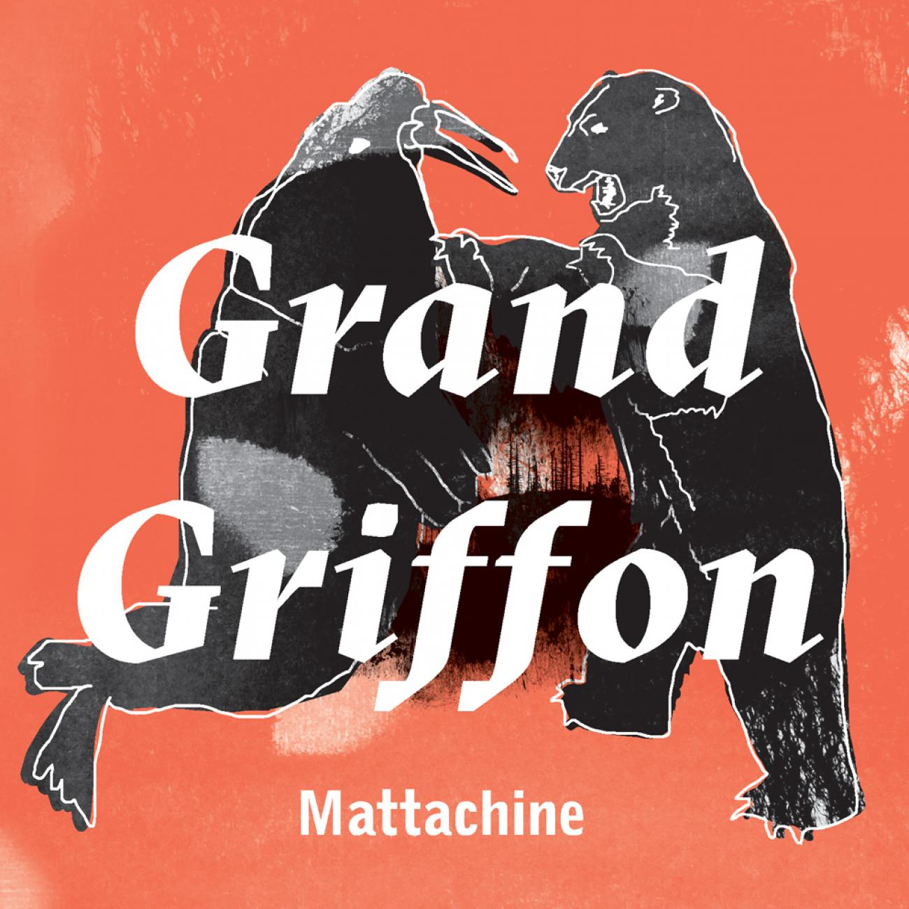 Grand Griffon - Mattachine