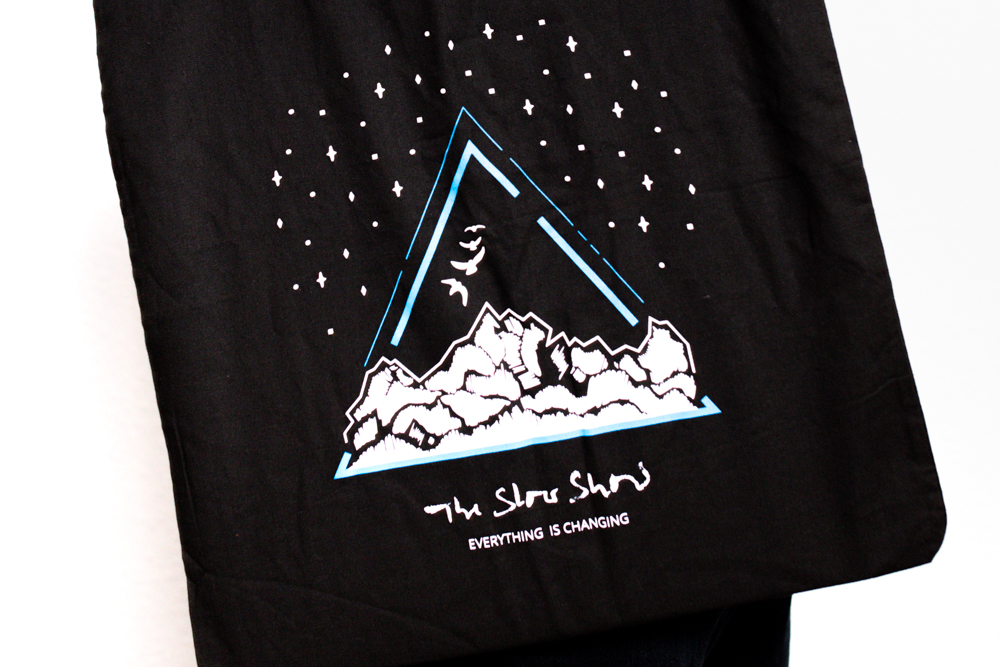 The Slow Show - Everything is changing - Tote - Bag