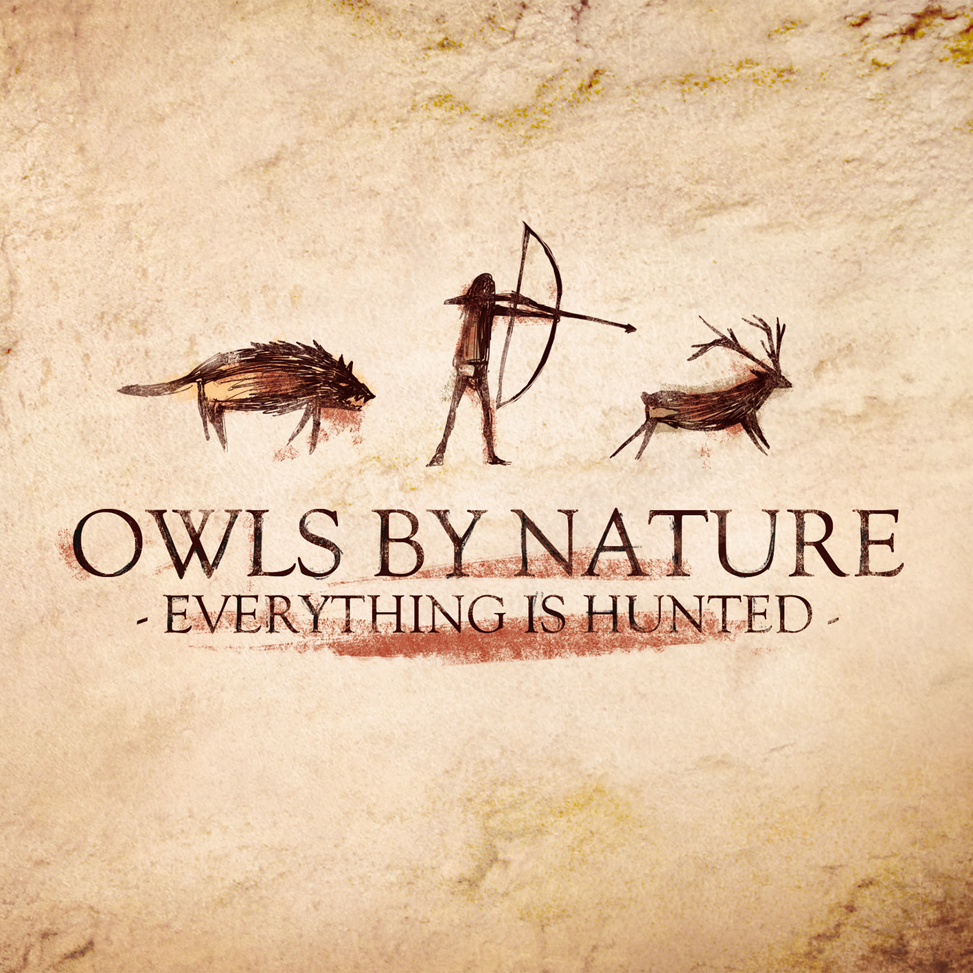 Owls By Nature - Everything is hunted