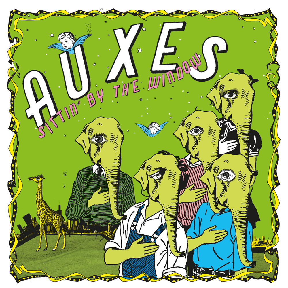 Auxes - Sittin' By The Window 7''