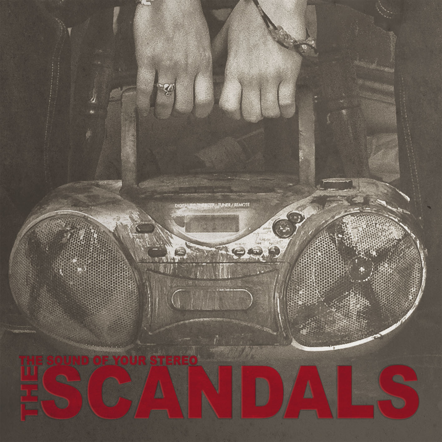 The Scandals - Sound Of Your Stereo