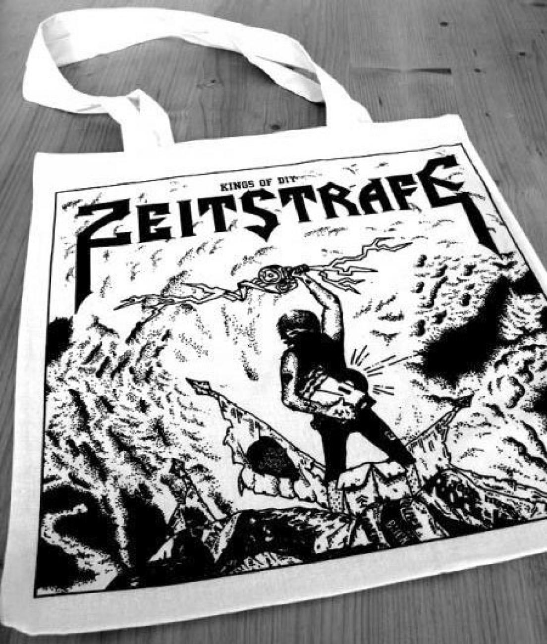 Zeitstrafe - Stoffbeutel - Kings Of DIY