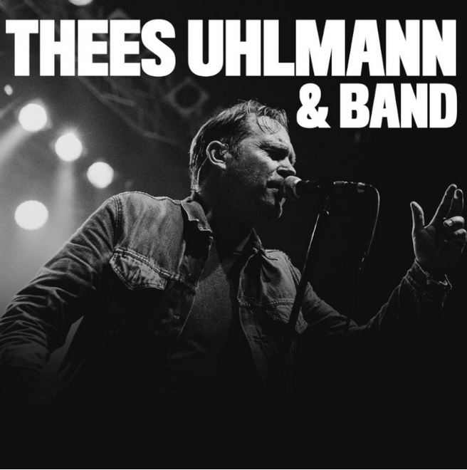 Thees Uhlmann & Band - Tickets Herbst 2021