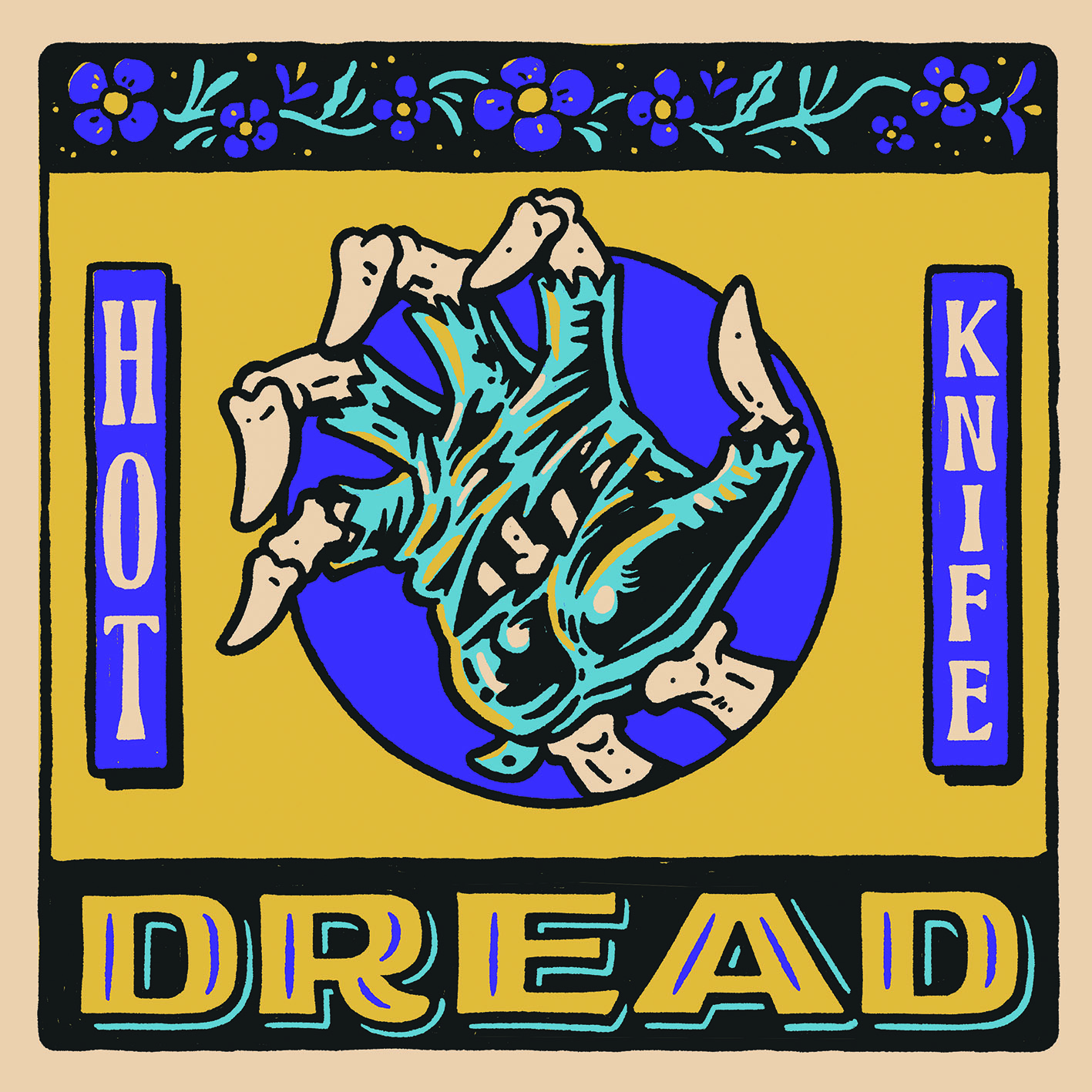 Hot Knife - Dread