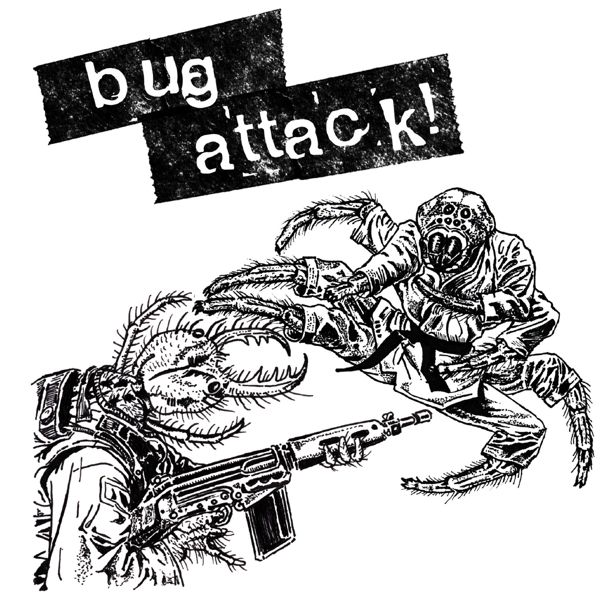 Bug Attack - 2nd 7inch