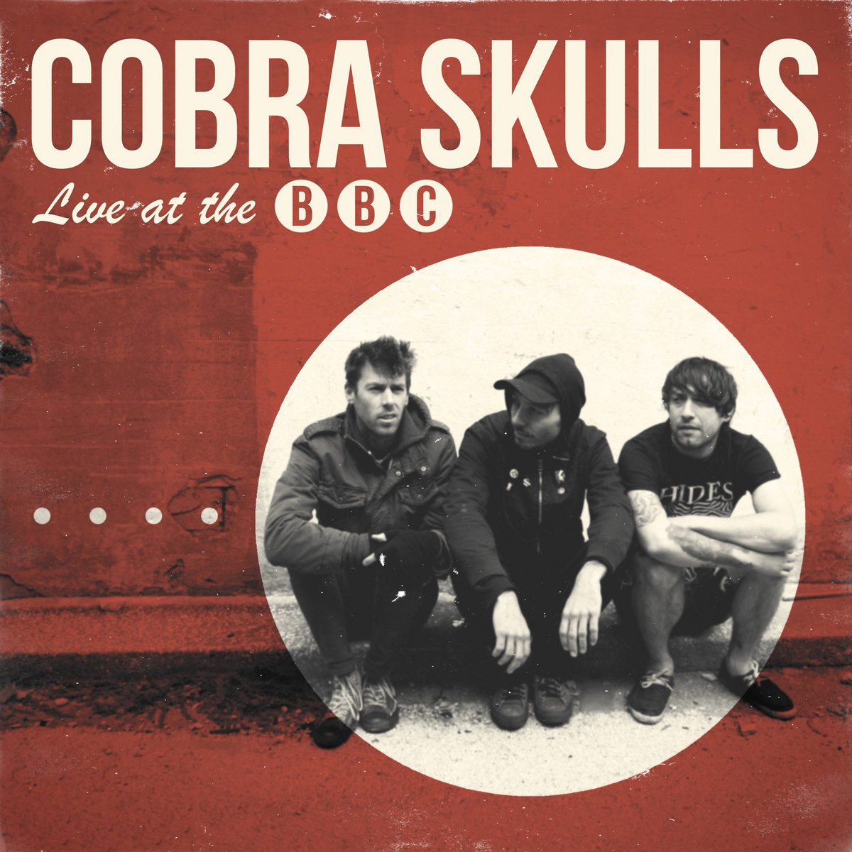 Cobra Skulls - Live At the BBC 7''