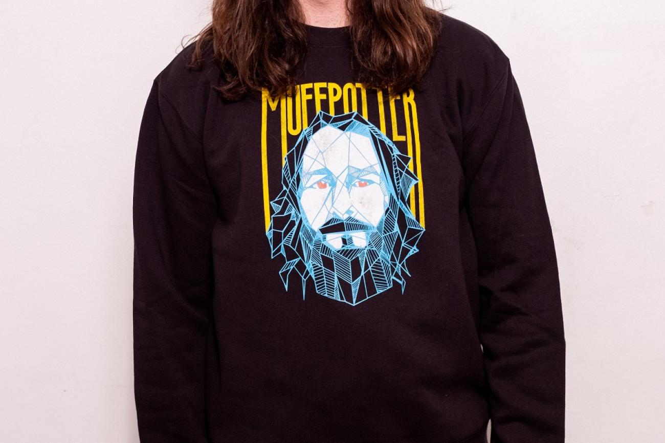 Muff Potter - Hairy Potter - Sweater Unisex