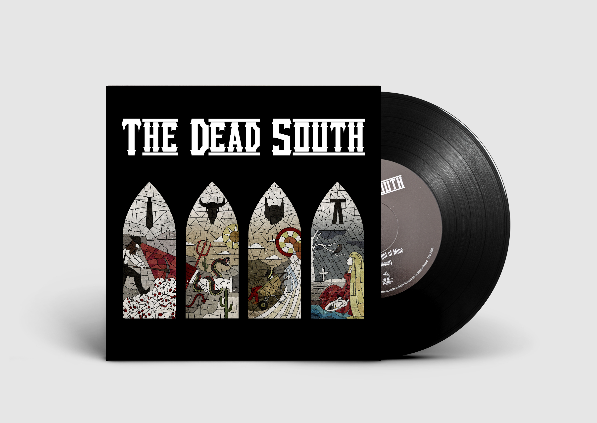 The Dead South – This Little Light of Mine/House of The Rising Sun 7''