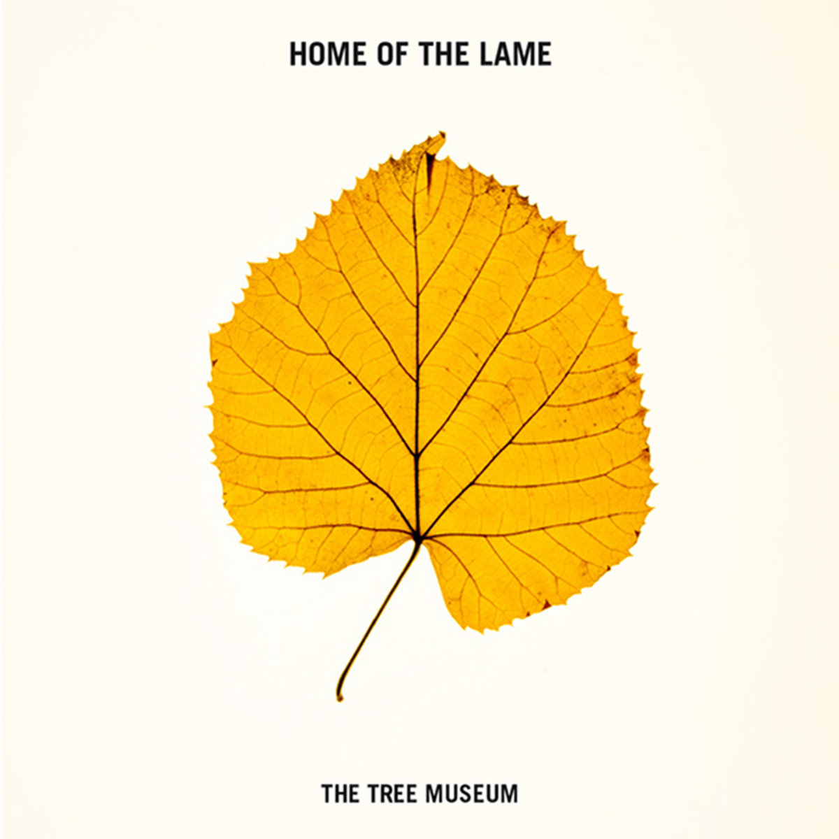 Home Of The Lame - The Tree Museum EP