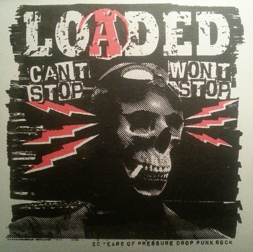 Loaded  ‎– Can't Stop, Won't Stop 7''